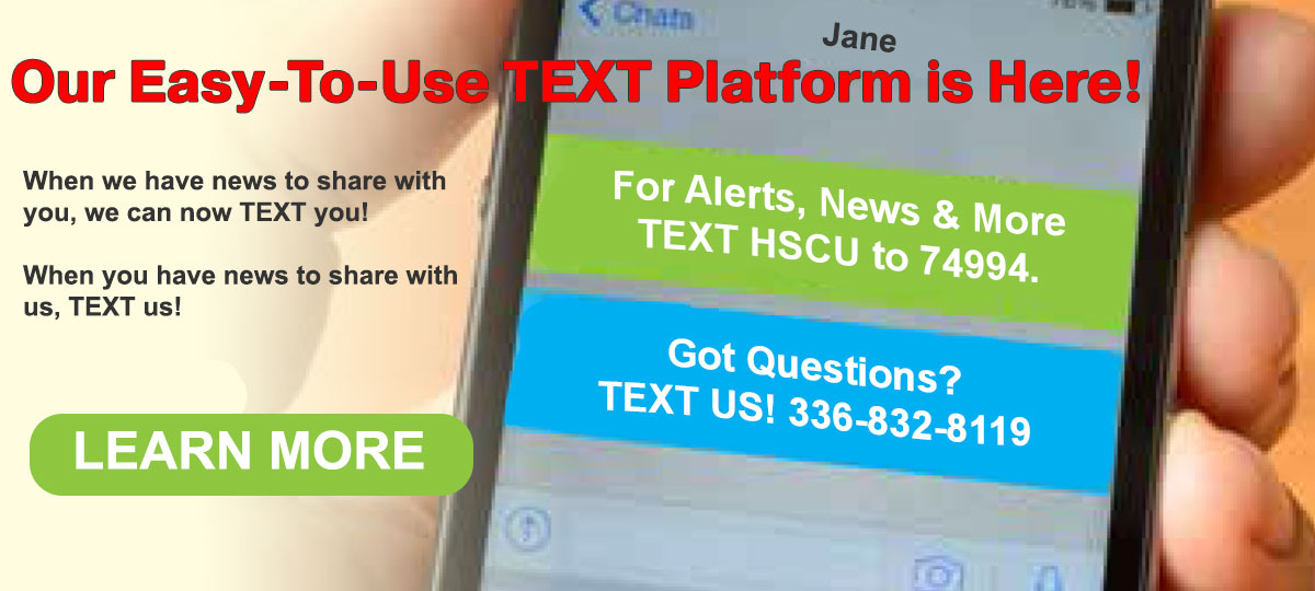 Our Easy-To-Use TEXT Platform is Here
