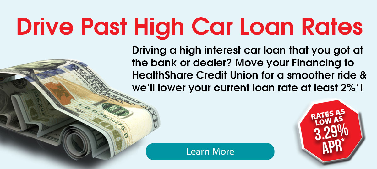 Drive Past High Car Loan Rates